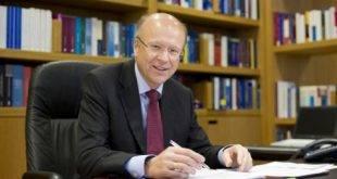 Председателят на Съда на ЕС Коен Ленартс  гостува на конференция за приложението на европейското право у нас