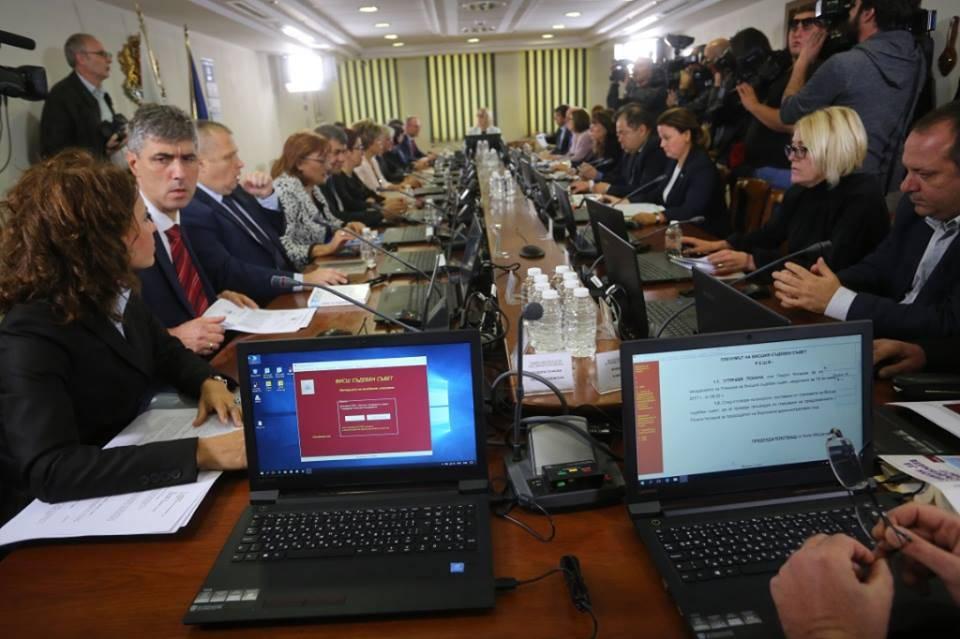"""Новият ВСС се обърна: Може да има """"вечни началници"""" в Темида (допълнена)"""
