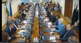 Двете колегии на ВСС с почти еднакви и положителни позиции за положителния доклад на Брюксел