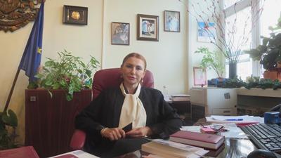 Мария Попова получи втори мандат начело на Административен съд – София-област
