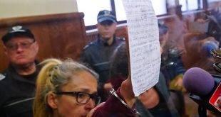 Иззад решетките, Десислава Иванчева обвини: Отстраняват ме преди изборите, зам.-кметът Румен Русев организира всичко