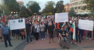 """Расте напрежението от затварянето на """"Винпром Карнобат"""", протестите не стихват"""