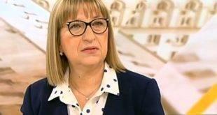 """Цецка Цачева: Аз съм """"за"""" съкратеното съдебно следствие"""