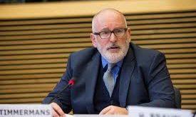 Румънски спецотдел разследва Тимерманс заради критичния евродоклад
