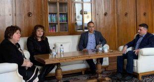 Шефовете на ВАдС на спешна среща с Данаил Кирилов, искат промяна в Закона за мерките срещу изпиране на пари