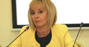 Мая Манолова: Гражданите трябва да избират формулата за пенсионирането си!