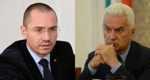 """ЦИК наказва Волен Сидеров за клеветническа агитация срещу Ангел Джамбазки по партийната телевизия  """"Алфа"""""""