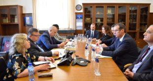 Генералният директор на ОЛАФ  гостува на главния прокурор