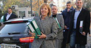 Тръгна делото на Манолова за касиране на изборите за кмет на София(Обновена)