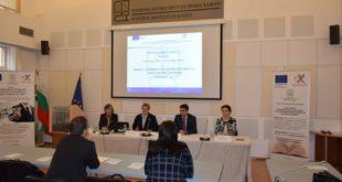 Над 18 хиляди магистрати успешно са преминали обучение по европейско право в Националния институт на правосъдие