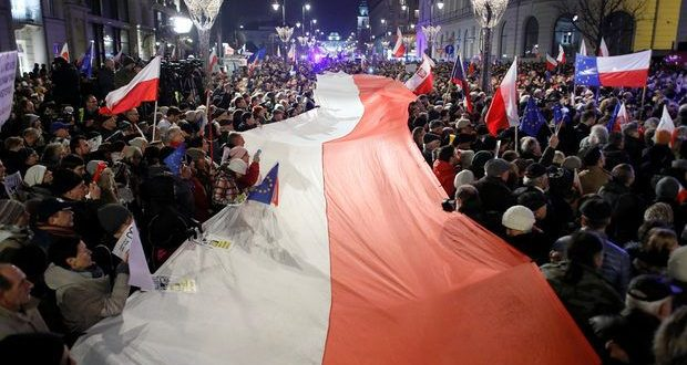 Полският Върховен съд обяви, че Националния съдебен съвет не е независим орган