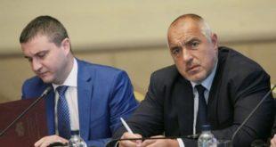 Спецпрокуратурата проверява сигнала на Божков срещу Борисов, Горанов и Стоянова