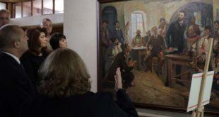 Президентът Румен Радев: От нас зависи дали на знамето на свободата  ще се кланяме само в музеите