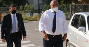 Разпитаха Борисов за чатовете с Бобоков,  прокуратурата го викала, за да угоди на президента