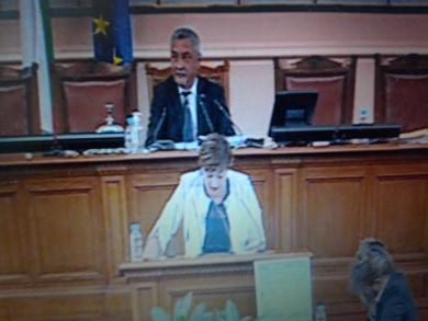 Без дебати, регистърът за вещите лица и информационната система на съдебното изпълнение минаха на първо четене