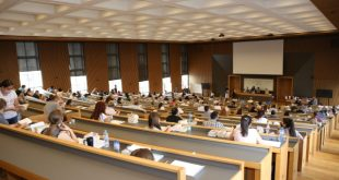 124 кандидати за 7 районни съдии се явиха на писмен изпит в СУ