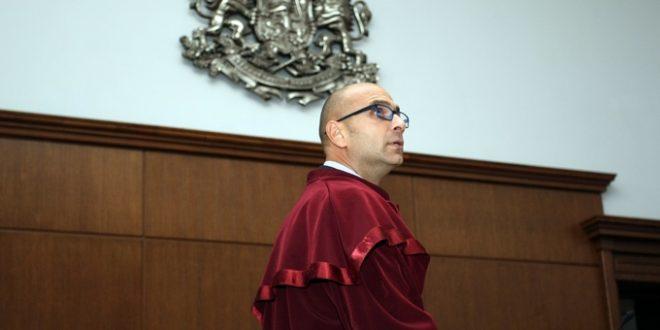 Димитър Франтишек Петров се кандидатира за шеф на Апелативната специализирана прокуратура