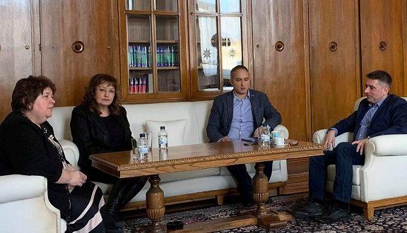 Шефовета на ВАдС на спешна среща с Данаил Кирилов, искат промяна в Закона за мерките срещу изпиране на пари