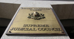 Намалиха с 10 % заплатата на съдийка от СГС за бездействие по дела като районен магистрат