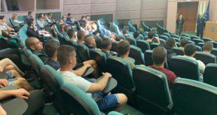 В Бургас: Ученици на среща за престъпленията на пътя и наказанията за тях