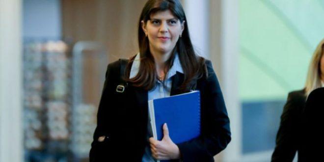 Пред Съда на ЕС: Лаура Кьовеши и  европейските прокурори тържествено се заклеха да бранят интересите на Съюза