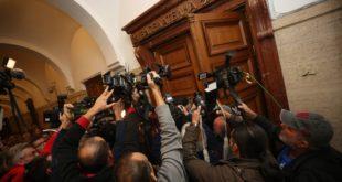 ВКС отказа на адвоката на Полфрийман поправка в протокола. И дотам