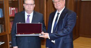 Прокурорите Валери Първанов и Славка Славова с отличие за висок професионализъм и безупречна работа