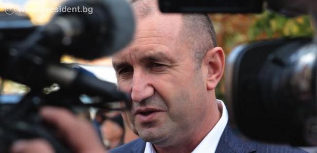 Румен Радев: Ако правителството получи индулгенция за корупцията, следващите ще продължат порочния модел