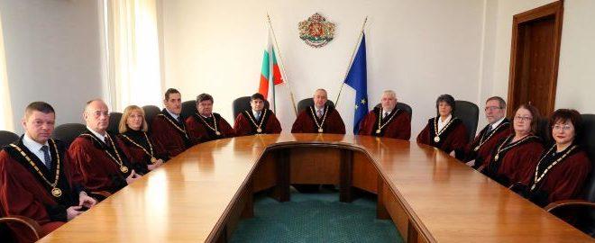 КС допусна искането на президента срещу Временната комисия за промени в проекта за нова Конституция