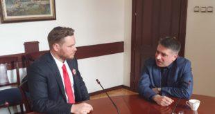 Кирилов покани Полфрийман в Министерството на правосъдието, ще общуват редовно занапред