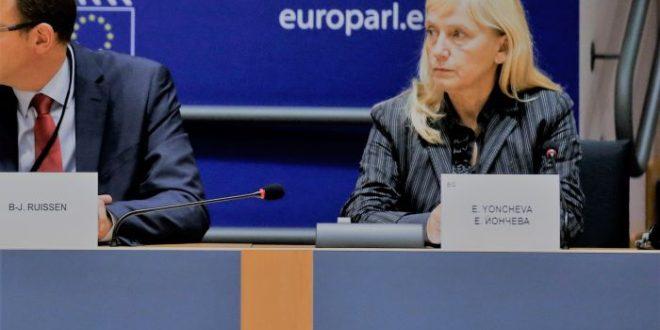 Комисар Д.Рейндерс към Е. Йончева: Още тази седмица ЕК започва оценяване по новия механизъм за върховенство на закона в  държавите членки