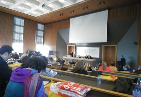 """Общото събрание на софийските адвокати започна и продължи със спорове, Данаил Кирилов ги приветства с """"респект и уважение"""" (допълнена)"""