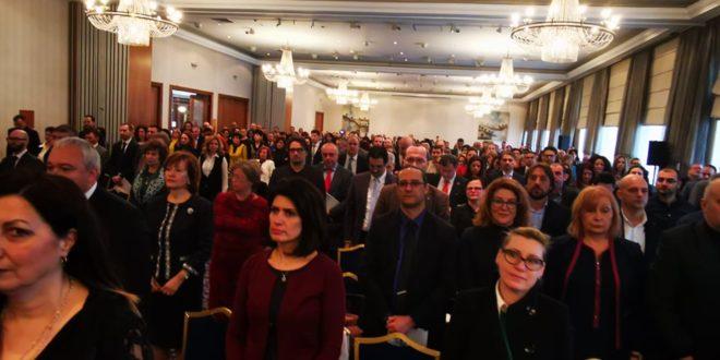 Общото събрание на адвокатите: Призиви за оставка и неприет отчет на Висшия съвет, приветствието на Иван Гешев срещнато със смях (обновена и допълнена)