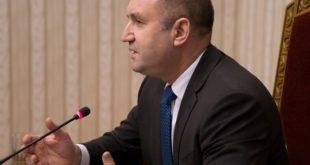 Радев: Президентът и българите не са публика, която ежедневно аплодира премиера