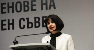 Цветинка Пашкунова: Не е разумно в кризисна ситуация да се разширява обхватът на гледаните дела