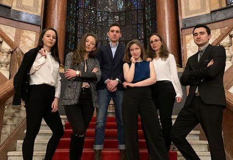 """Две безпрецеденти награди спечели отборът на ЮФ на СУ """"Св. Кл. Охридски"""" на международно състезание по права на човека"""