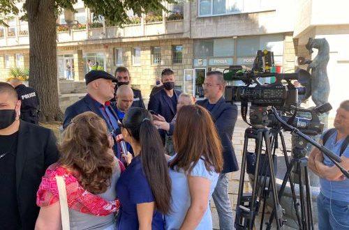 Гл.прокурор Гешев за Хр.Иванов: Един неуспял политик опитва да установи работническо-селска власт (допълнена)
