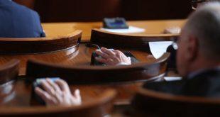 Парламентът прие на първо четене Закона за административните нарушения и наказания