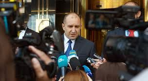 Президентът: Няма да бавя свикването на Народното събрание, трябва да имаме яснота за правителството