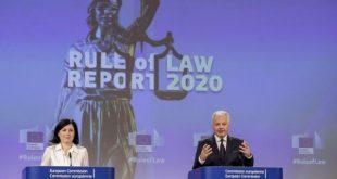 Наблюдението над България остава паралелно с общия мониторинг на ЕК за върховенството на закона (допълнена)