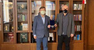 Прокурорът Радосвет Андреев  от ВКП награден с почетен знак за прецизна дългогодишна служба