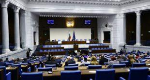 С шеги и закачки коя абревиатура е опасна за скандиране, депутатите приеха мерки за вота в извънредния закон