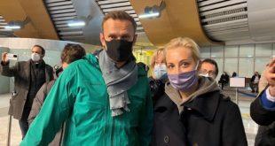 30 дни арест за руския опозиционер Алексей Навални