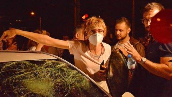 """Прокуратурата праща на съд двама протестиращи заради инцидента от лятото на бул. """"Ситняково"""""""