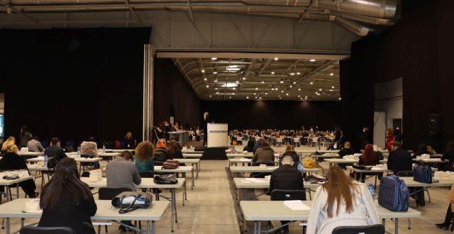 88 от 356 кандидати отиват на писмен изпит за 7 младши съдии