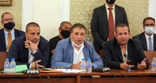 Прокуратурата проверява свидетелствата на Светослав Илчовски и Иван Ангелов пред комисията по ревизията