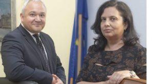 Зам.- министрите Мария Павлова и Иван Демерджиев откриха центровете за безплатни правни консултации на хора, живеещи под прага на бедност
