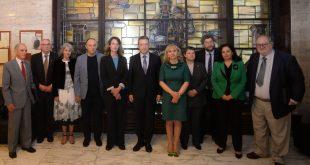 Среща на министри на правосъдието в Министерството на правосъдието