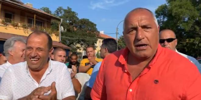 Методи Лалов сезира прокуратурата за хулиганство, извършено с изключителен цинизъм от лидера на ГЕРБ Бойко Борисов