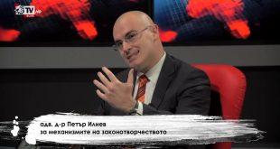 Три сигнала до ректора на СУ, че д-р Петър Илиев е плагиатствал